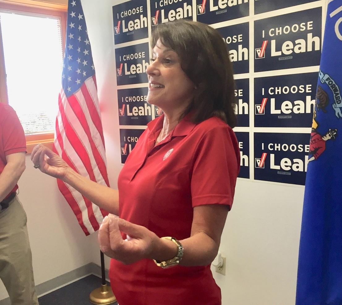 Wisconsin state Sen  Vukmir to take on US Sen  Tammy Baldwin