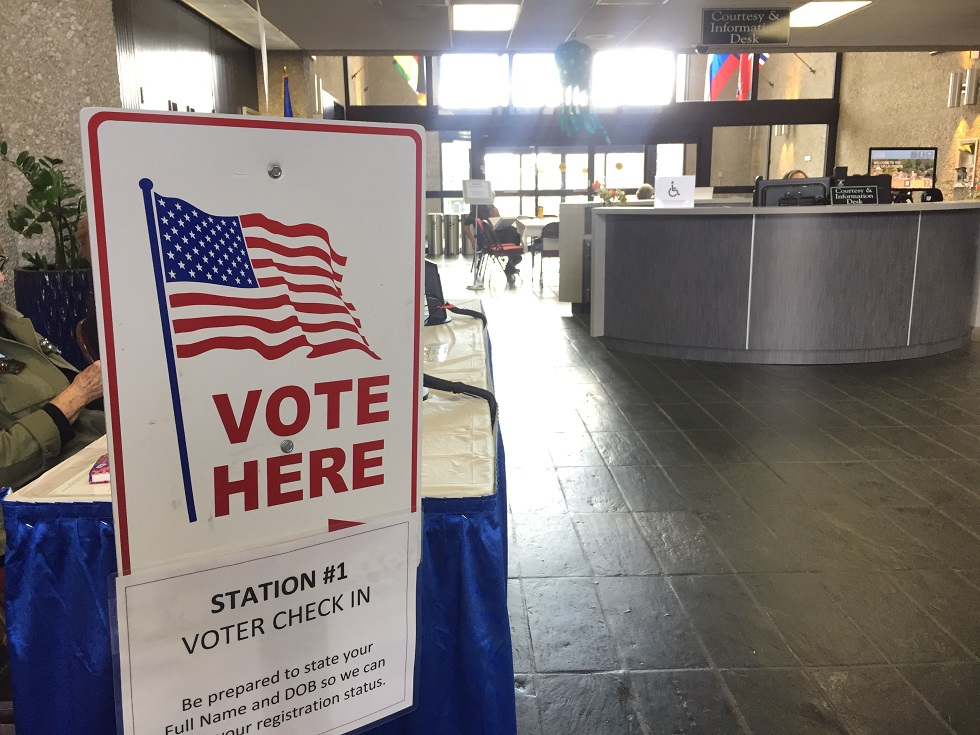 Fulton Co. Board of Elections to sanitize polling places