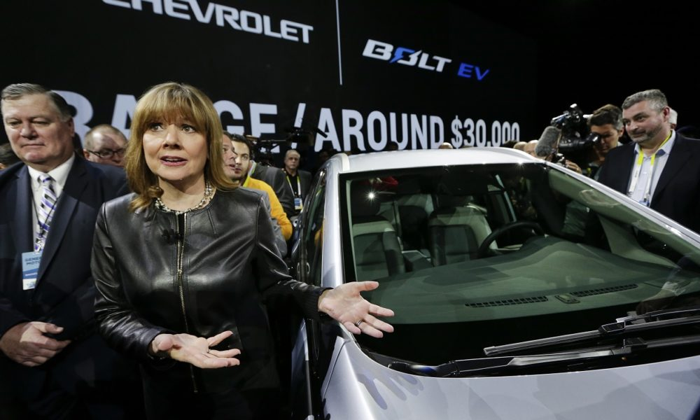 Gm Battle Government To Retain Tax Credit For Electric Cars Wizm