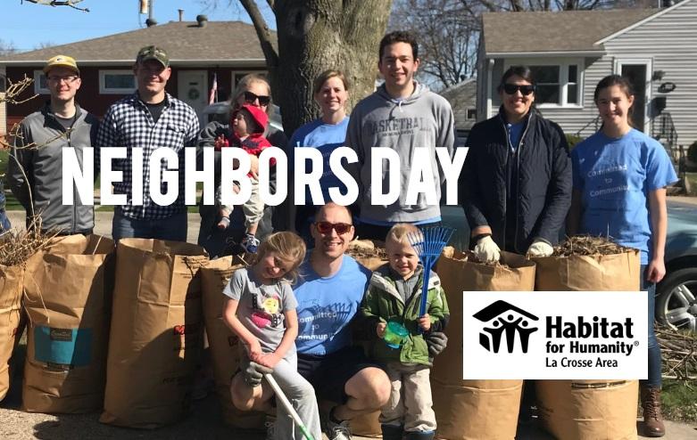 Need Help With Yard Work Habitats Neighbors Day Signup Deadline