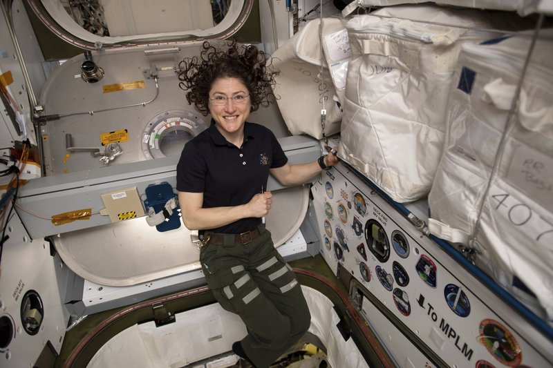 United States  astronaut who studied at University of Ghana returns to earth