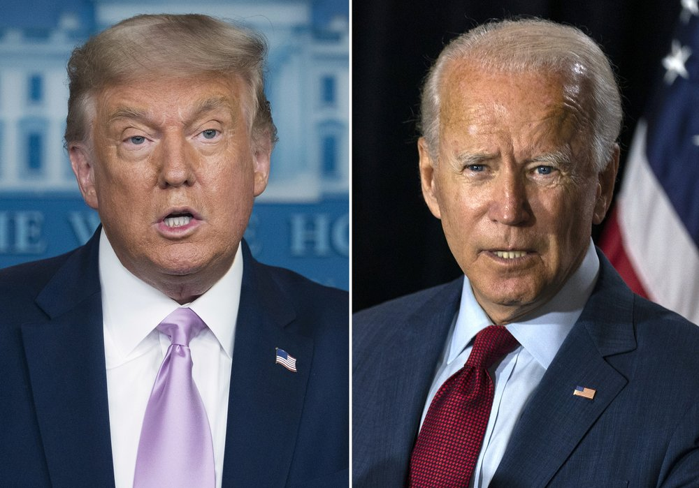 Trump, Biden both making final push in Wisconsin