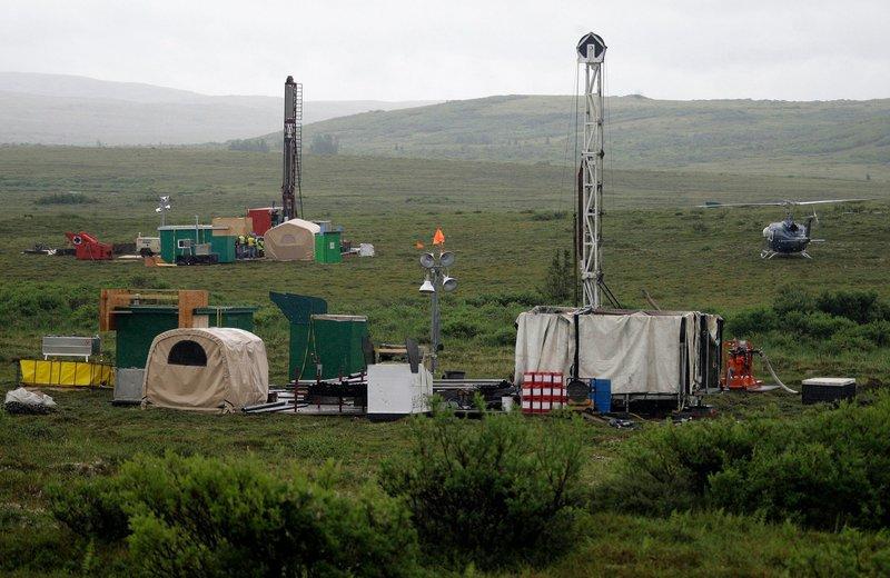 US Denies Permit for Gold, Copper Mine in Southwest Alaska